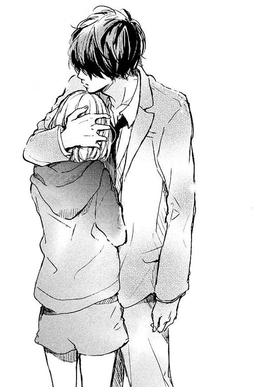 Houkago Koishita Manga Shoujo Couple Romance Love Cute Style Fashion