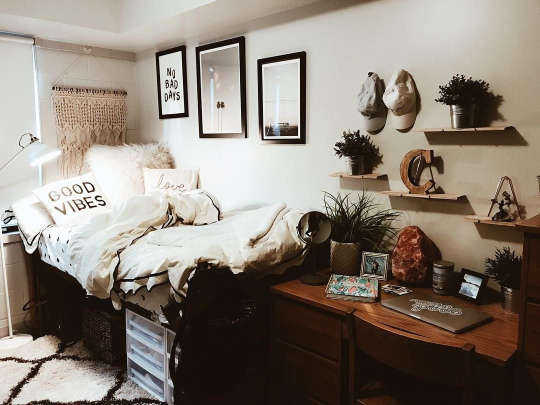 Astounding This Dorm Room Is Proof You Dont Have To Splurge To Get The Interior Design Ideas Gentotryabchikinfo