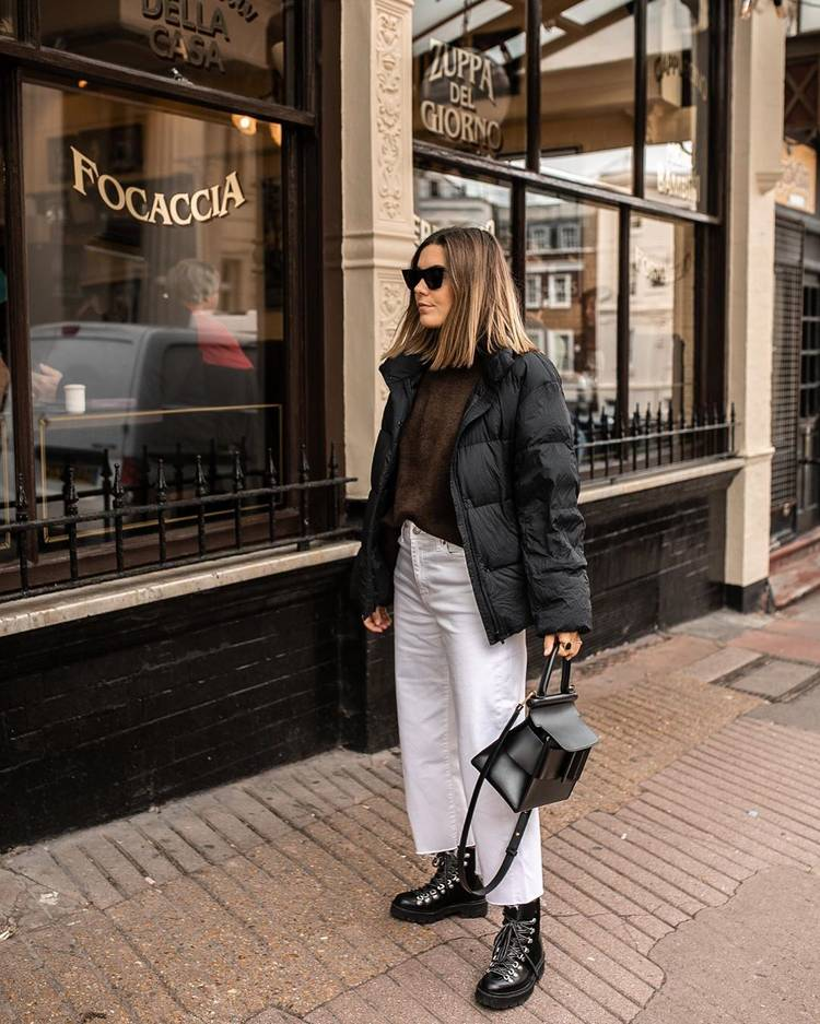 11 Winter Trends Everyone Is Wearing With Jeans -   12 style 90s winter ideas