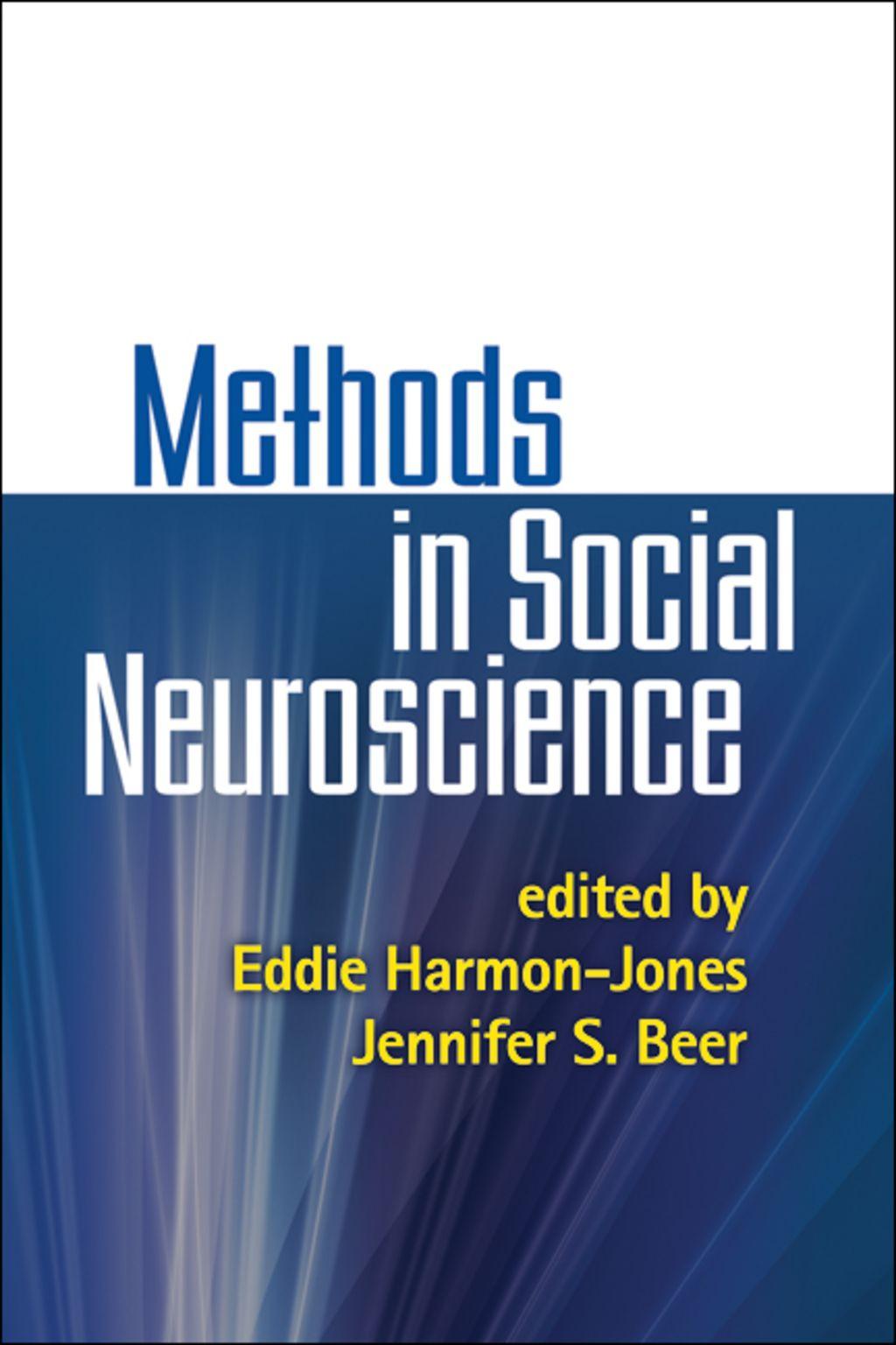 Methods in social neuroscience ebook books