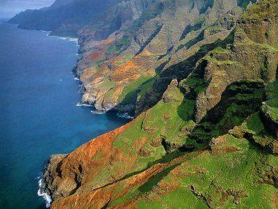 Napali Coast, Kauai Hawaii