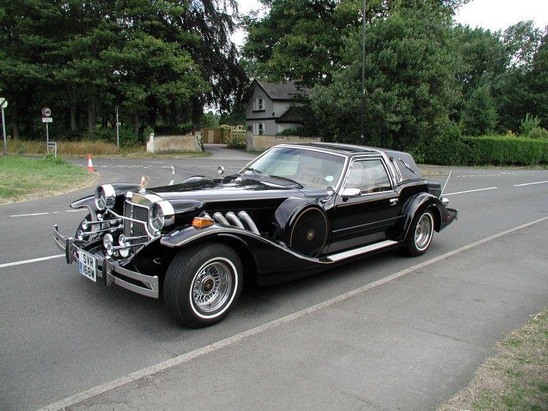 excalibur car pictures - Google Search | Vintage Cars | Pinterest ...