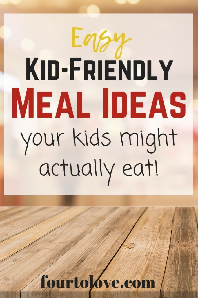15 Easy Family Dinner Ideas Your Kids Might Actually Eat images