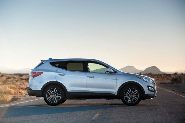Perfect Pick For Oklahoma Tailgates And Road Trips 2013 Santa Fe Sport Hyundai Santa Fe Sport Hyundai Santa Fe Santa Fe Sport