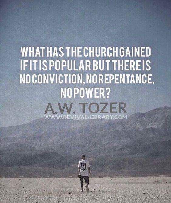 What Does the Church Gain IF…?