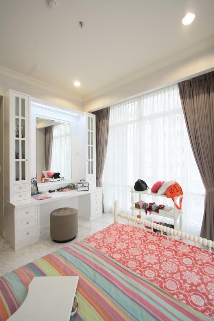 Kamar tidur anak desainkamartidur karya exxo interior arsitekturindonesia desainerinterior also rh pinterest