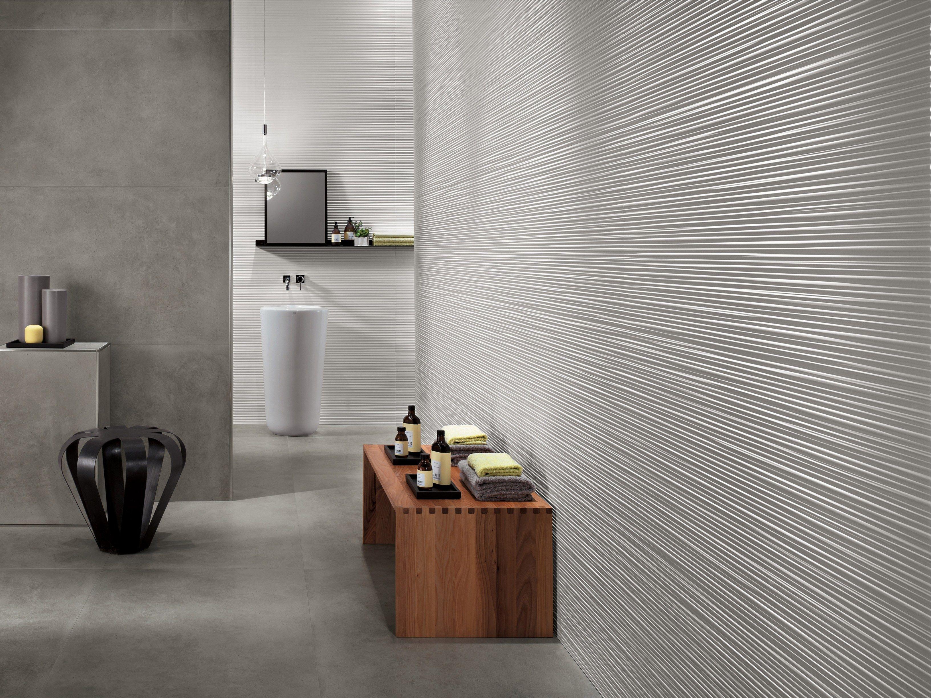 Revestimiento de pared 3d en pasta blanca para interiores for Recubrimiento para azulejos