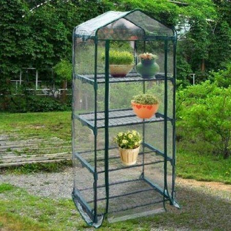 Amazon Com Quictent® Hot 4 Tier Mini Portable Green House 400 x 300