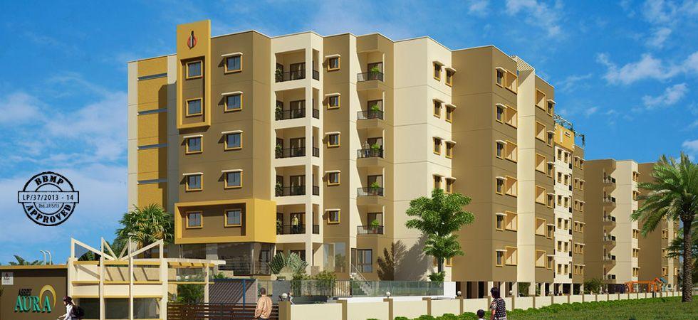 ASSET AURA Location Gunjur, Bengaluru Land Area 2