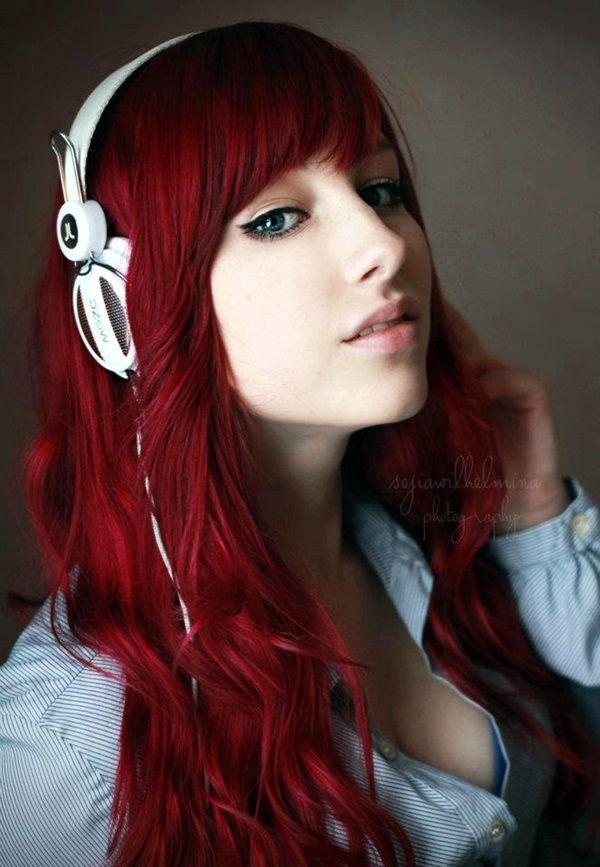40 Tempting Hair Color Ideas For Women Hair Red Hair Color Hair