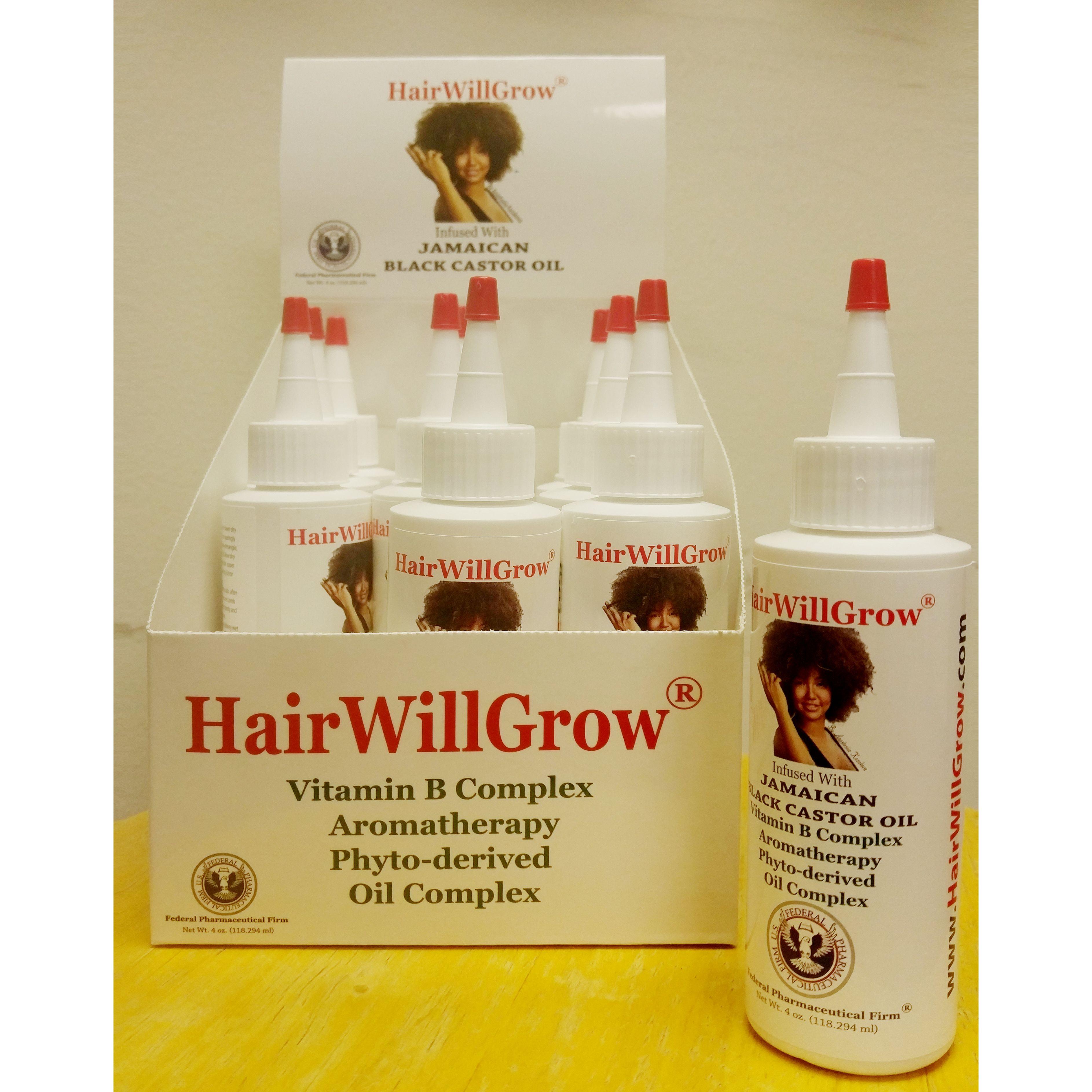 Jamaican black castor oil infused with jamaican black castor oil