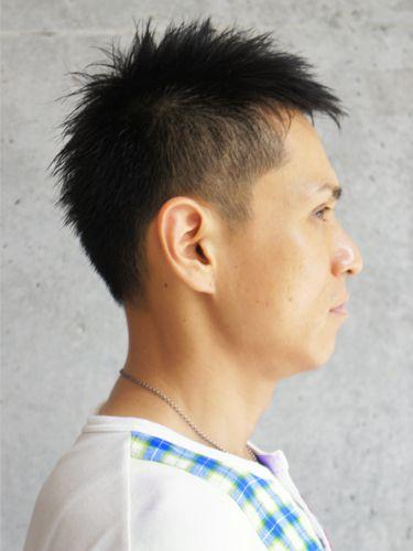 刈り上げベリーショート メンズ メンズ ヘアスタイル 男性 髪型