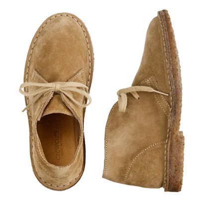 Kids' suede MacAlister boots   Boys