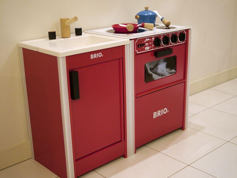 BRIO Kitchen for 5th Birthday | Play kitchen | Pinterest ...