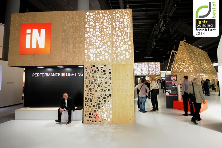 Light building 2014 frankfurt performance in lighting for Design museum frankfurt