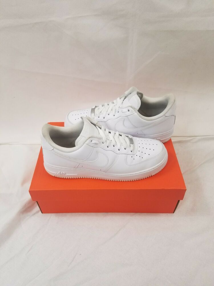Nike Air Force 1 Low White Size 9  Nike  BasketballShoes  84d0234c6