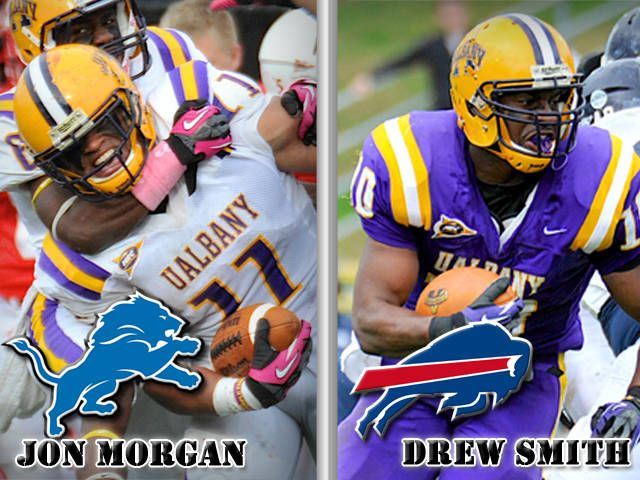 Jon Morgan Drew Smith Sign Nfl Free Agent Contracts Free Agent