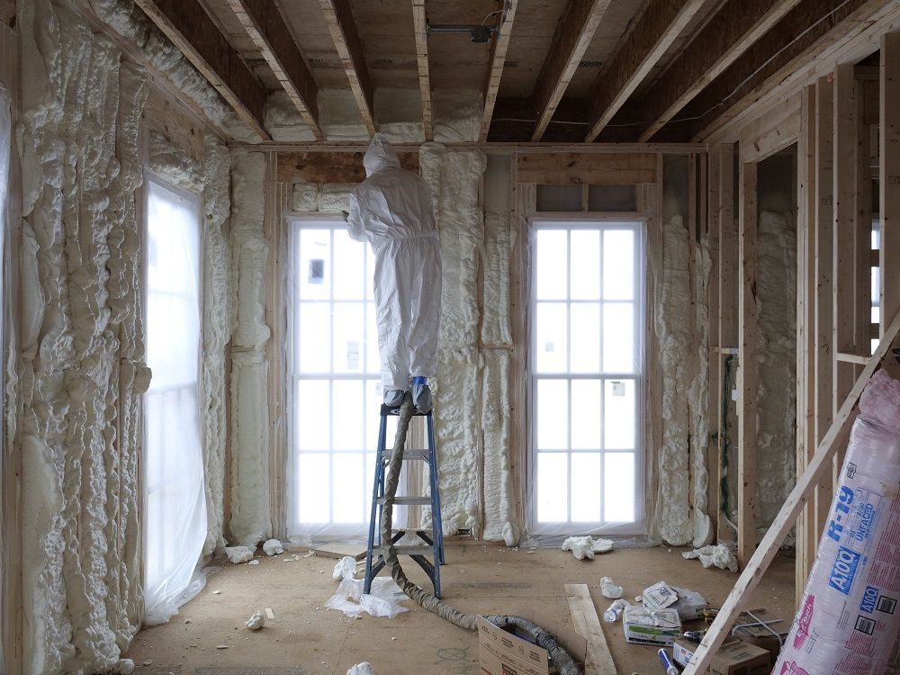AirSealing and Insulating (With images) Foam attic