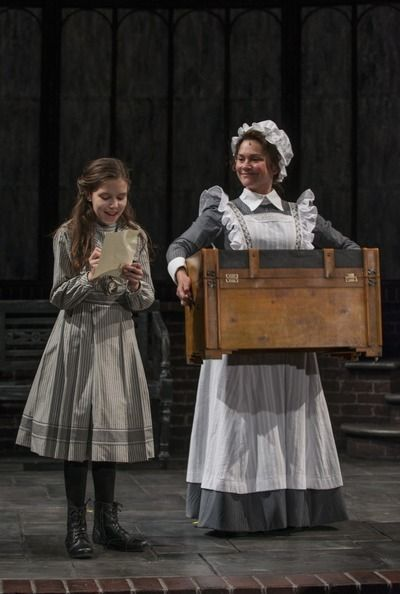 medlock and mary - The Secret Garden Musical