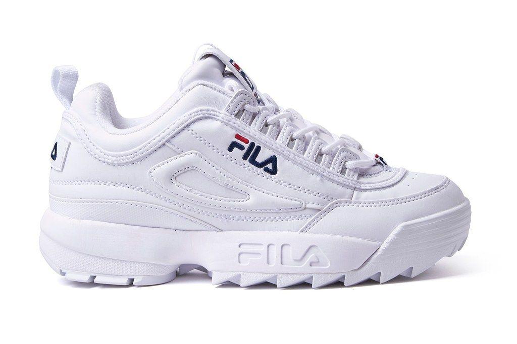 Dad shoes, Fila