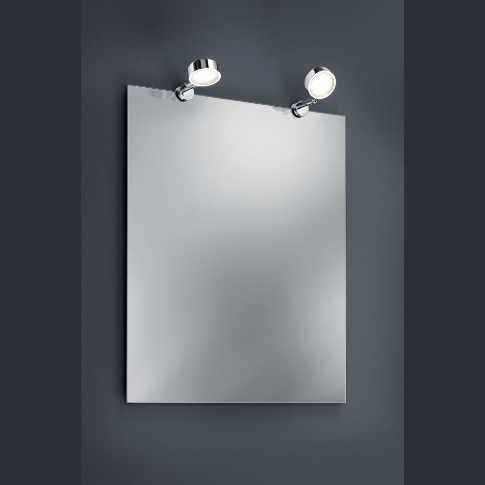Bad Spiegelleuchte https len led shop de len led bad spiegelleuchte 2er set zur