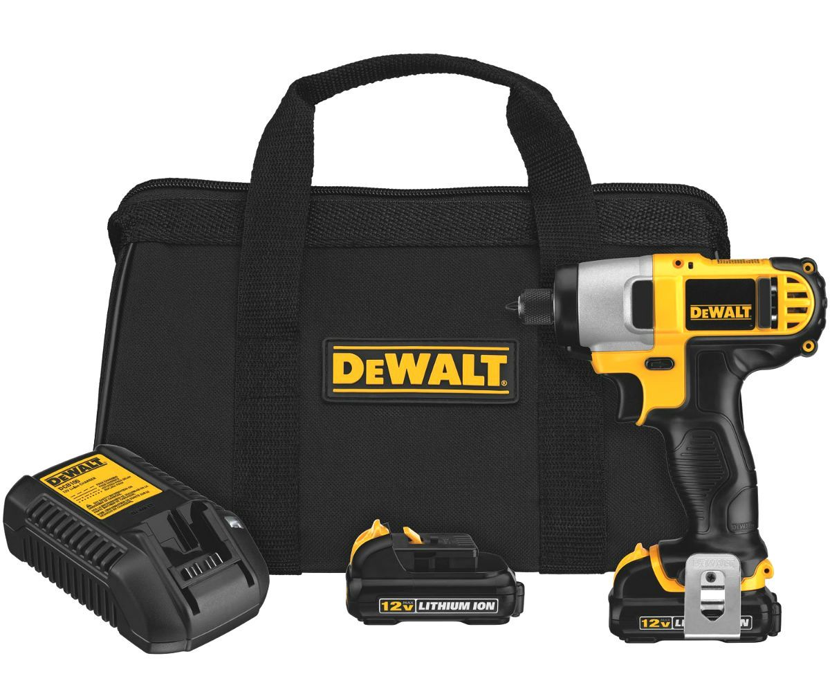 Buyer S Guide Impact Drivers Impact Wrench Cordless Screwdrivers Dewalt