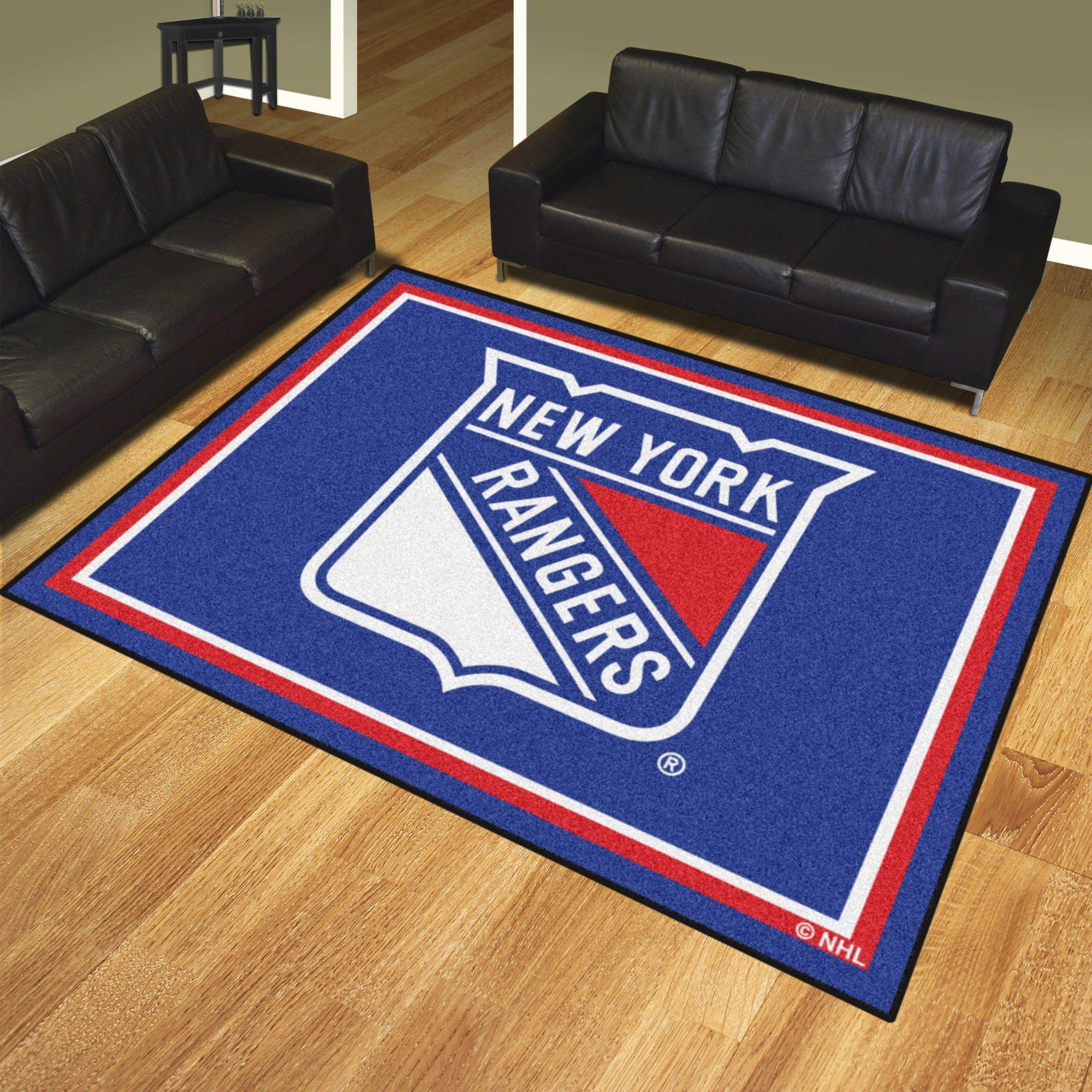 New York Rangers Tailgater Mat