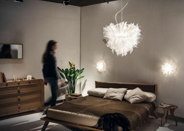 schlafzimmer lampe gesucht - 44 beispiele, wie schlafräume schön ... - Schlafzimmer Lampen Design
