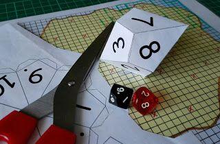 Il Pettirosso che Ride: Il X (per) indica dove scavare ...