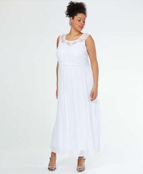 82d73971be Vestidos para gorditas ¡Diseños Espectaculares!