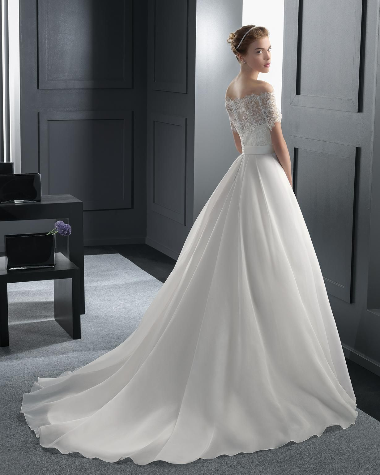 Rosa clara two remma size sample wedding dresses