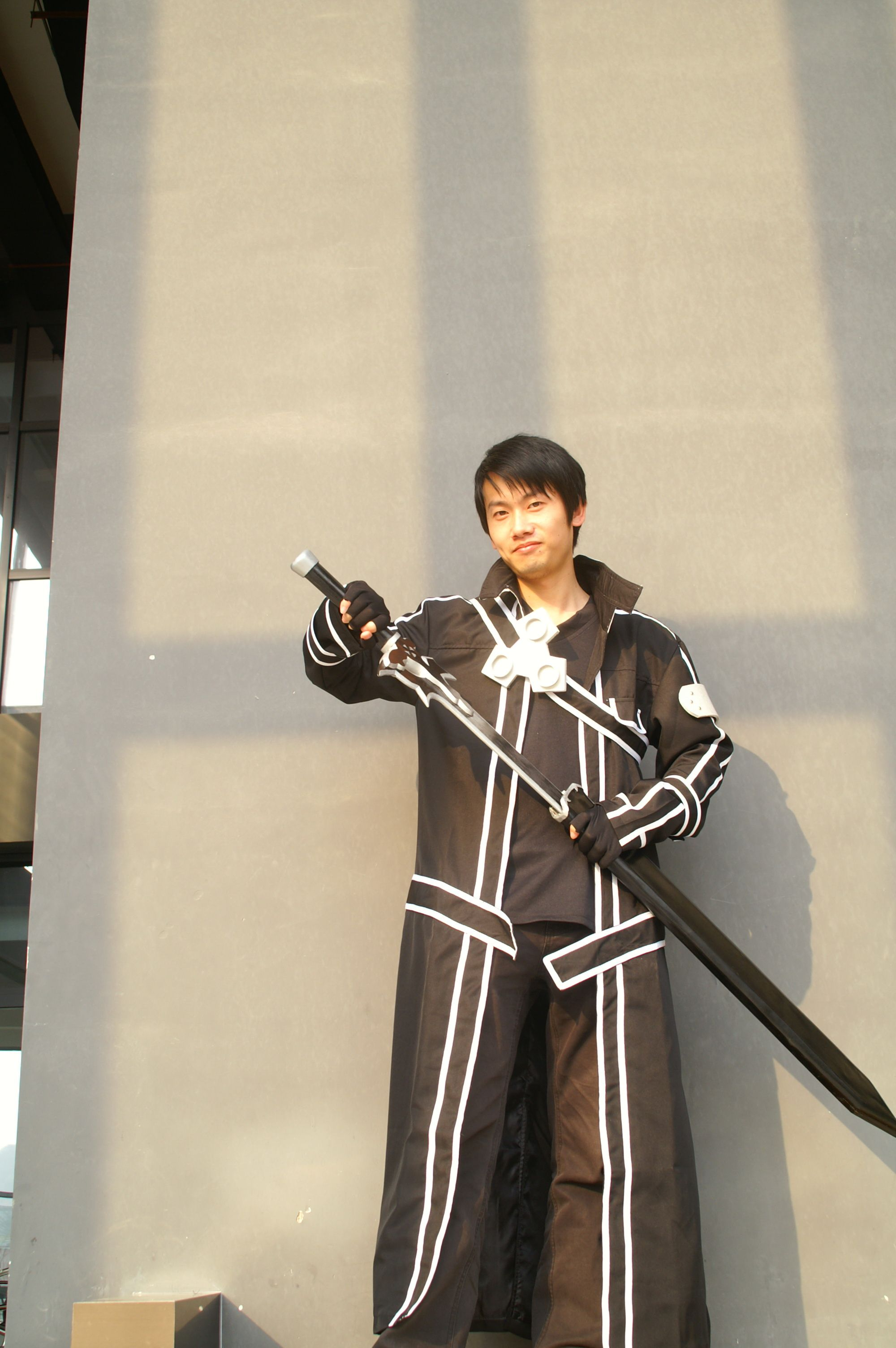 Sword Art Online Kirito Cosplay   FAIL cosplay   Pinterest ...