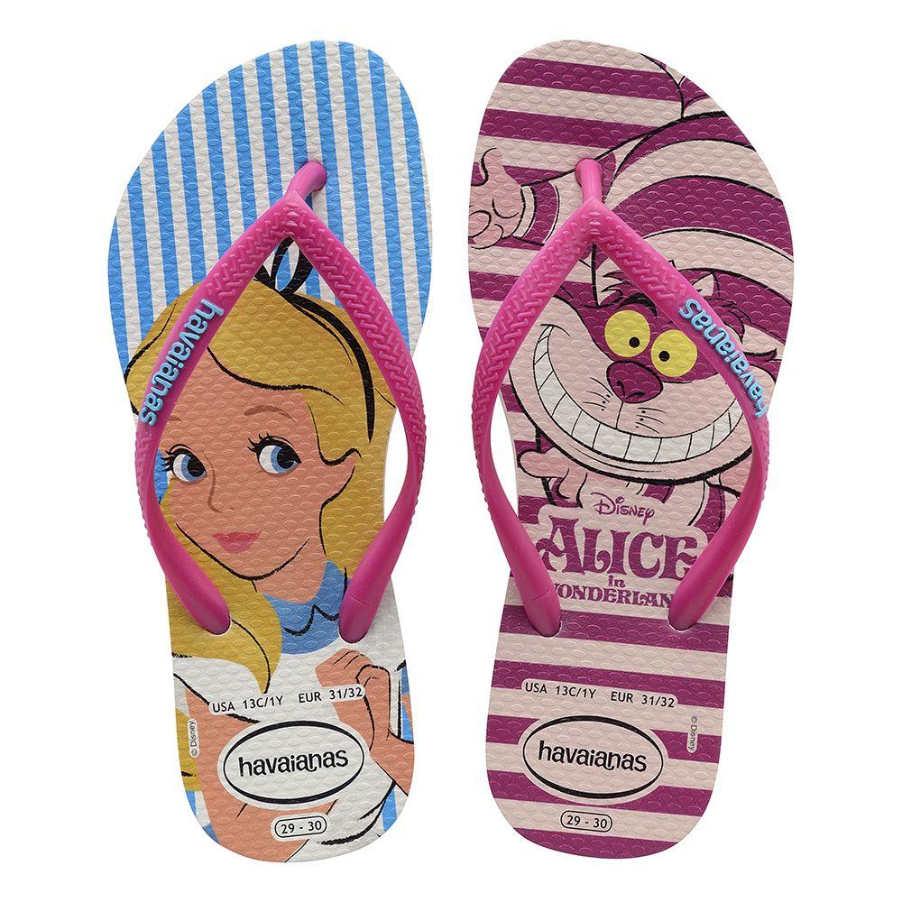 Havaianas Disney Chaussures Roses Pour Enfants qckCA