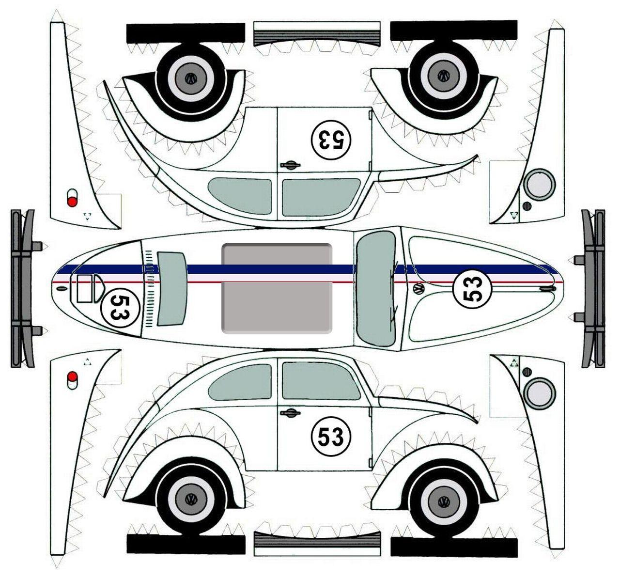 VW Bug, Herbie!