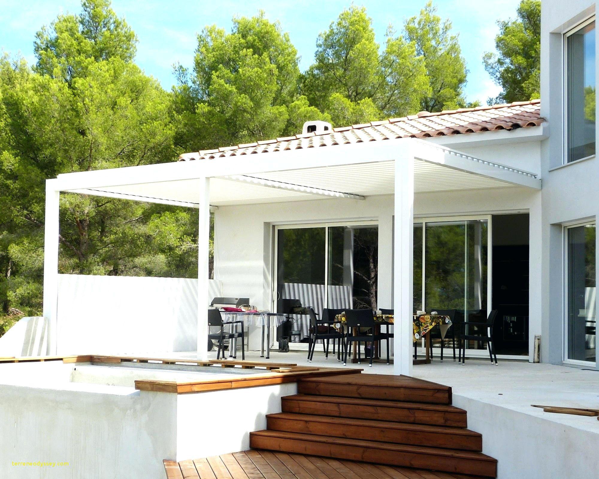 Luxury Pergola Adossee Castorama Avec Images Pergola Bioclimatique Pergola Pergola Moderne