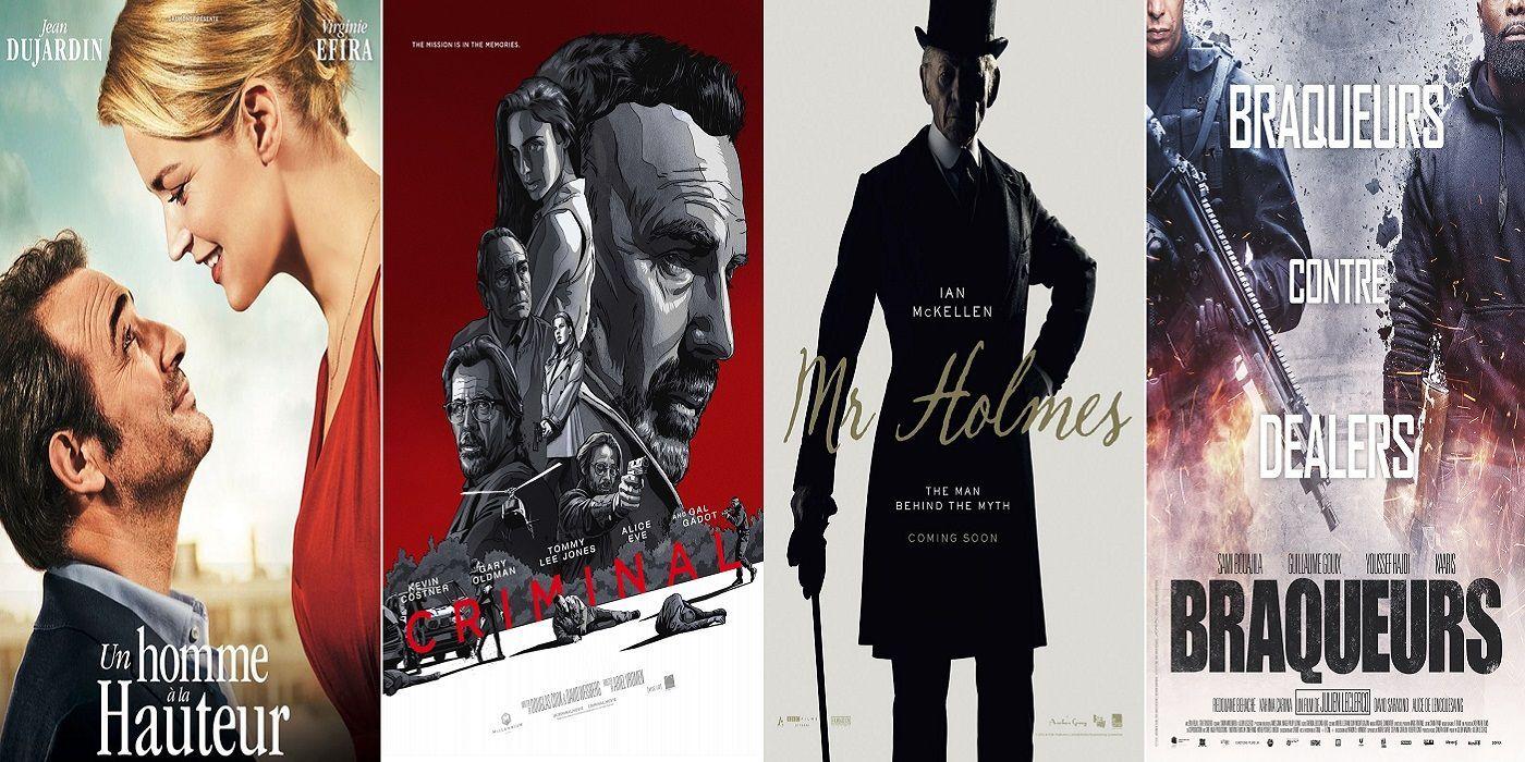 Sortie Cinéma de la semaine du 4 Mai 2016