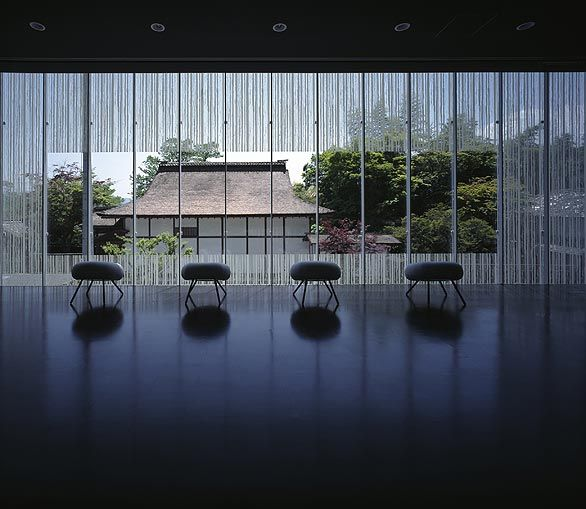 Kazuyo Sejima Ryue Nishizawa O Museum Interior Architecture