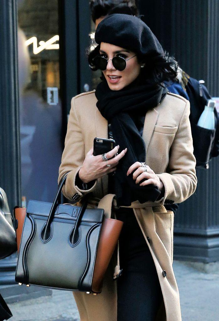 Vanessa Hudgens - so stylish!