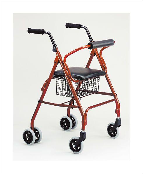 Andador Para Ancianos 4 Ruedas Ortopedia Para Ti Andadores Para Adultos Andadores 4 Ruedas