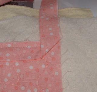Sew Inspired: Quilt Binding Tutorial