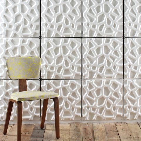 Nice Hive Hanging Wall Flat System   3D Wall Panels Www.inhabitliving.com
