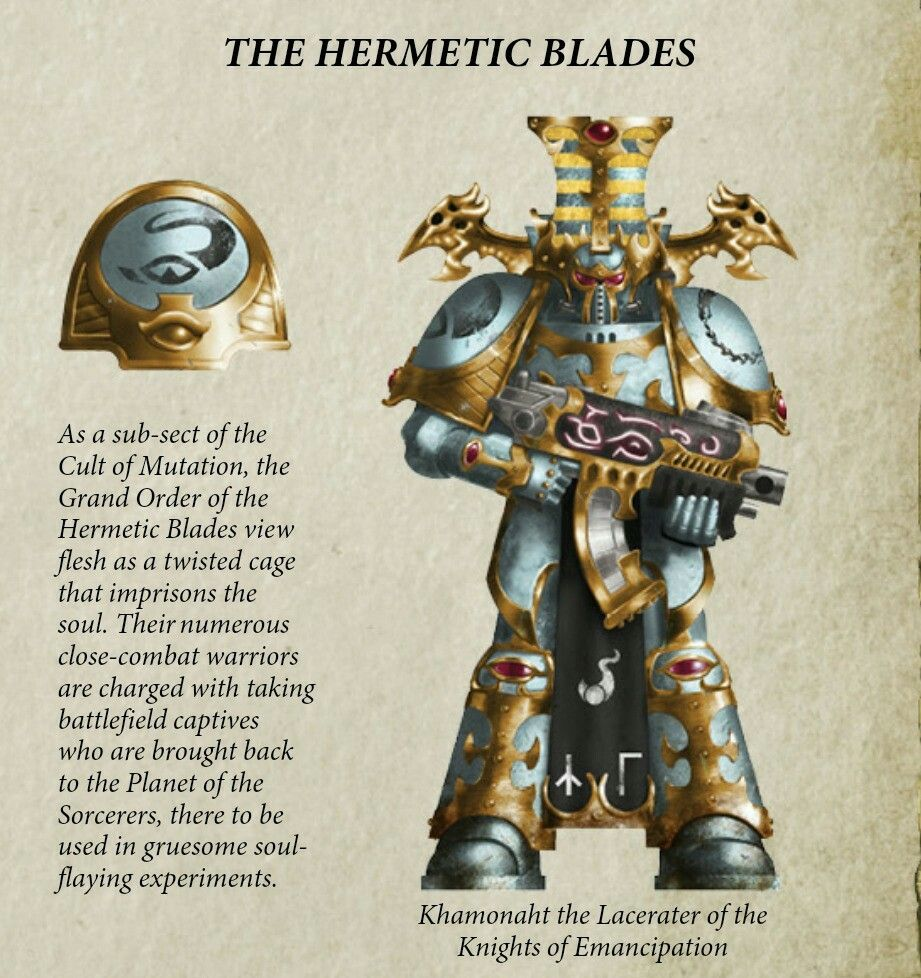 Pin By Mark Purifoy On Thousand Sons (With Images