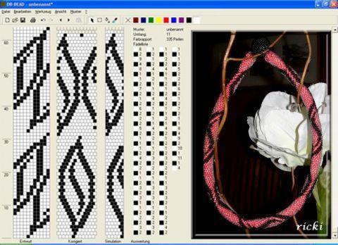 схемы для занятия крючкотворством )))   biser.info - всё о бисере и бисерном творчестве