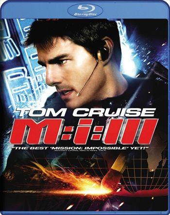 Mission Impossible III (2006) Hindi Dual Audio 480p BluRay