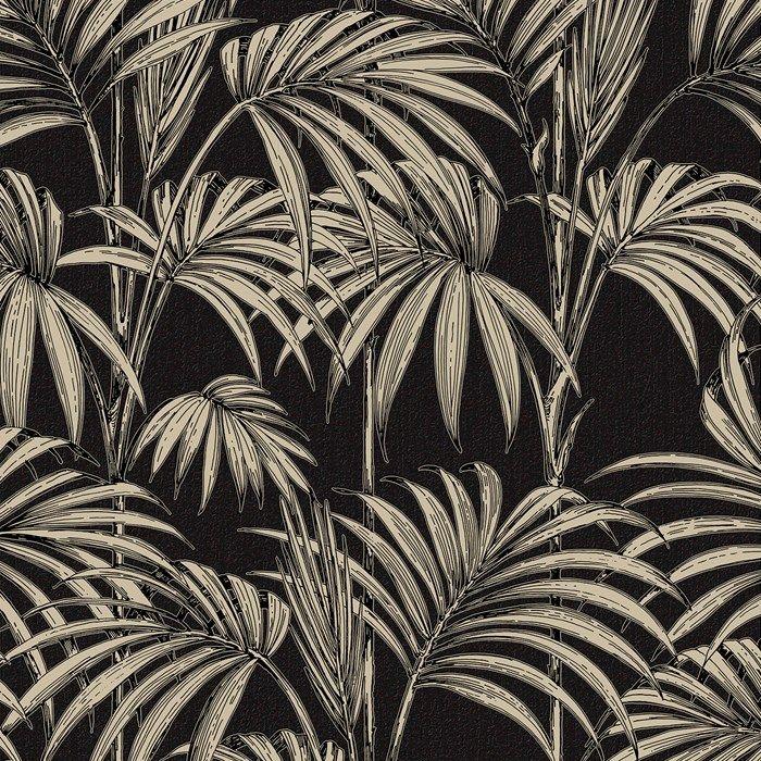 Honolulu Black Gold Brown Wallpaper Black Wallpaper Wallpaper Iphone Neon