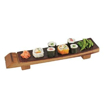 Wine barrel appetizer serving board