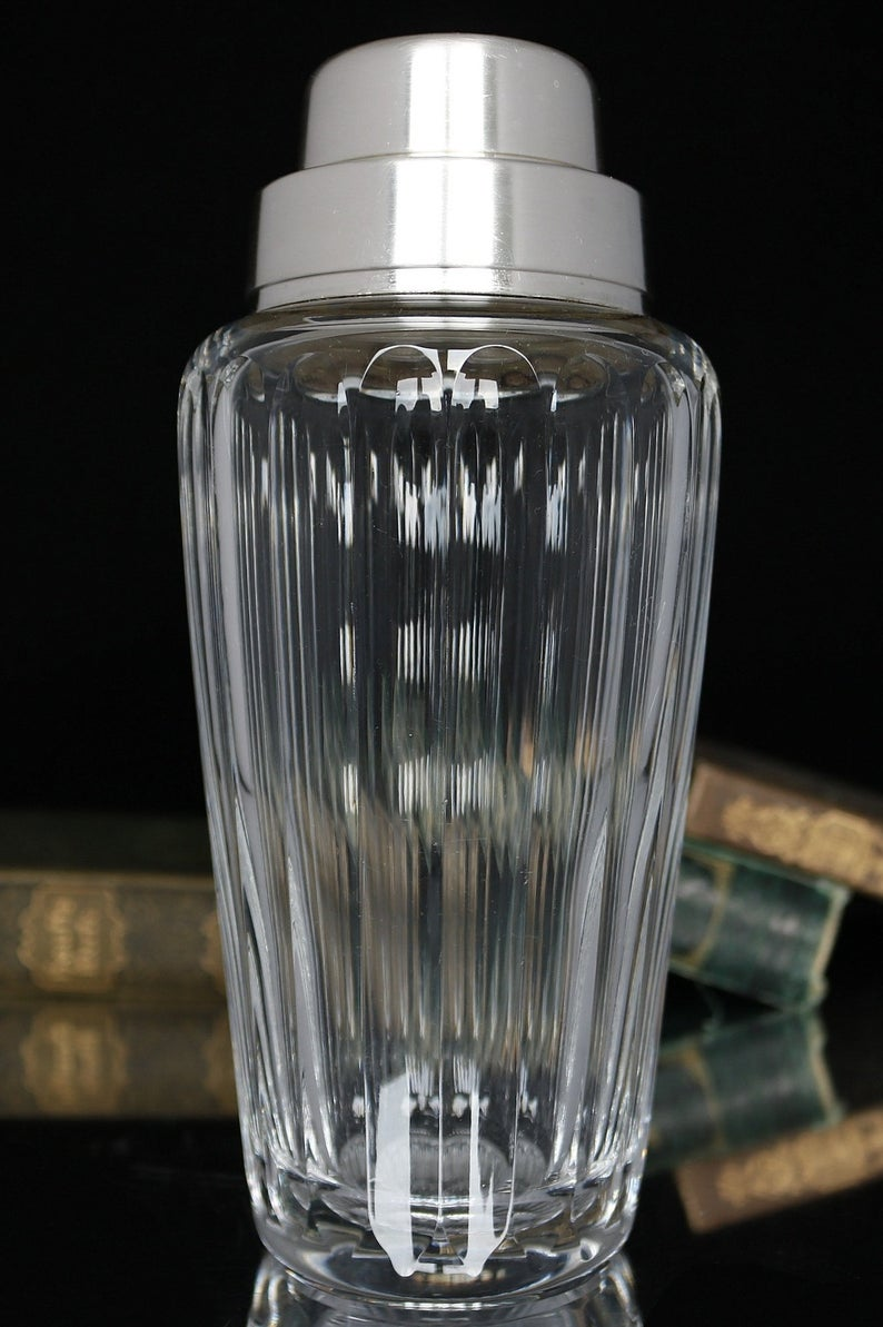 Pin On Cocktail Shakers Mixers