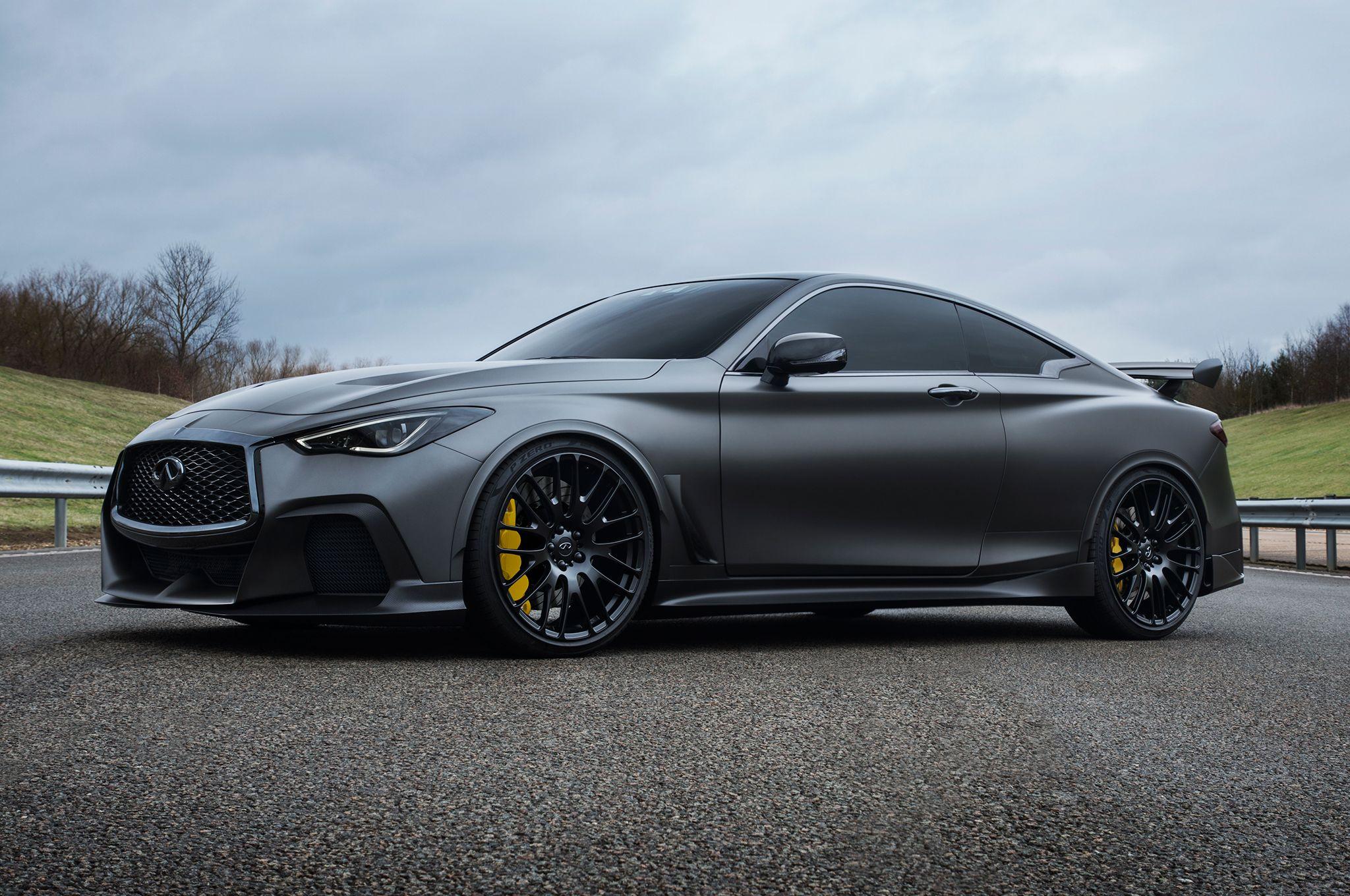 Infiniti Could Be Building 500 Hp Bmw M4 Fighter Slammed Cars Infiniti Q50 Pirelli Tires