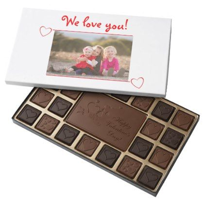 We love you   Chocolate Box - valentines day gifts love couple gift idea my love valentine