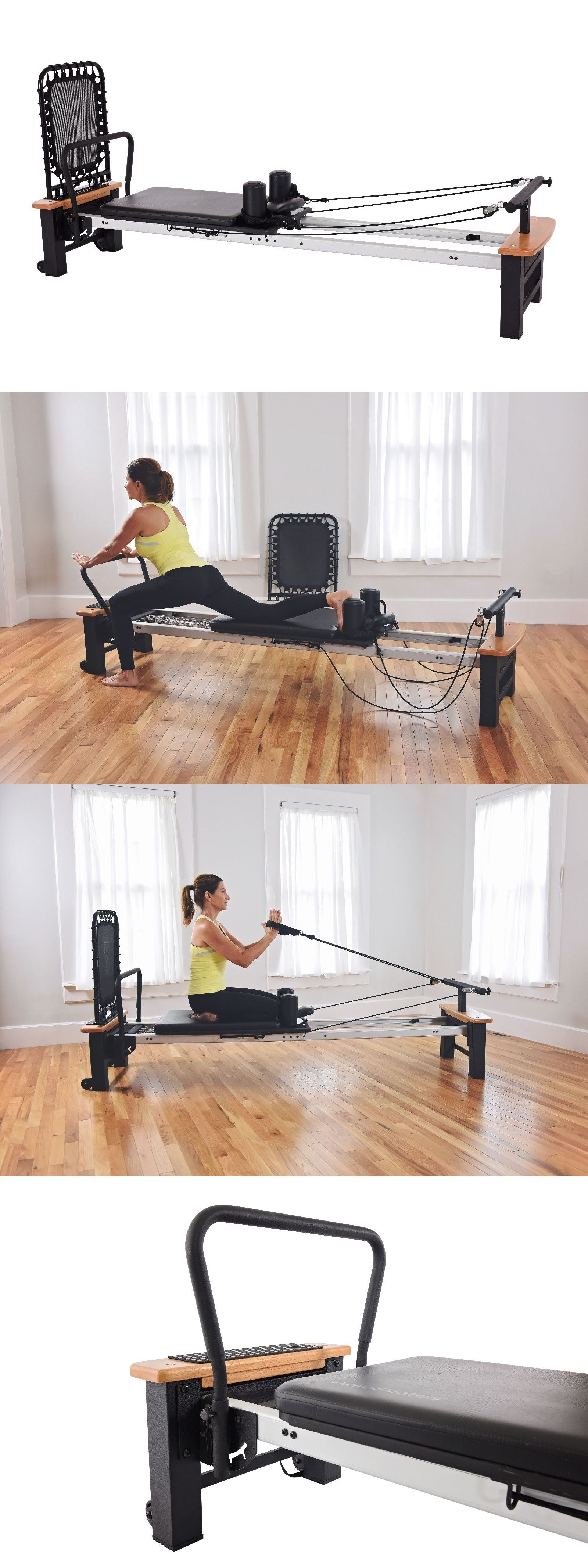 Pilates malibu chair buy malibu chair pilates combo - Pilates Tables 179807 Stamina Deluxe 55 5565 Aeropilates 565 Pro Series Pilates Exercise